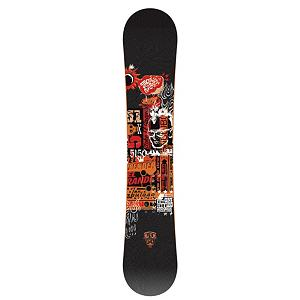 Snowboard 5150 Stroke Snowboard - The 5150 Stroke Snowboard is an all mountain freestyle twin tip all star. This board has a twin tip shape and Biaxial Fiberglass construction that will provide you with a fast, smooth and snappy ride for the shredders at any level. The Stroke has a wider waist and RadRock rocker for easy turning and a catch-free performance. The full Aspen wood core makes this board durable and long lasting and the soft flex allows you to ride it on all mountain situations. The Dura-Flex core will add to the powerful, smooth responsive ride. 360 Degree edge protection on the 5150 Stroke will give you the confidence you need to shred the mountain. The Elliptical sidecut allows you to turn quickly and powerful. Base colors vary. . Actual Turn Radius @ Specified Length: 8.7m(161cm), Base Name: Die-Cut Base, Core Name: Dura-Flex Core, Recommended Use: All-Mountain, Waist Width: 256mm(161cm), Stance Width: 22in, Stance Setback: Centered, Special Features: PTX Sidewall, Rocker Profile: Rocker, Shape: Twin, Flex: Soft, Pipe Oriented: No, Board Width: Regular, Rocker Type: Rad Rock, Core Material: Wood, Construction Type: Sidewall Construction, Hole Pattern: Standard 4 Hole, Magnatraction: No, Base Material: Extruded P-tex, Warranty: One Year, Skill Range: Beginner - Intermediate, Model Year: 2012, Product ID: 286273, Shipping Restriction: This item is not available for shipment outside of the United States., Gender: Mens, Skill Level: Beginner - $149.95