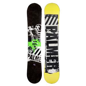 Snowboard Palmer Basic Green Snowboard - The Palmer Basic Green Snowboard is a great board if you're just starting out your riding career. This board rocks a camber profile so you have a controlled board with lots of edge hold. You'll have plenty of pop in the board so you can test out some new tricks that you pick up as you gain the basic skills of snowboarding. . Recommended Use: All-Mountain, Rocker Profile: Camber, Flex: Soft, Core Material: Wood, Construction Type: Cap Construction, Warranty: One Year, Skill Range: Beginner - Advanced Intermediate, Product ID: 296976, Gender: Mens, Skill Level: Beginner - $99.99