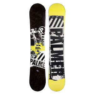 Snowboard Palmer Basic Yellow Snowboard - The Palmer Basic Yellow Snowboard is a great board if you're just starting out your riding career. This board rocks a camber profile so you have a controlled board with lots of edge hold. You'll have plenty of pop in the board so you can test out some new tricks that you pick up as you gain the basic skills of snowboarding. . Recommended Use: All-Mountain, Rocker Profile: Camber, Flex: Soft, Core Material: Wood, Construction Type: Cap Construction, Warranty: One Year, Skill Range: Beginner - Advanced Intermediate, Product ID: 296977, Gender: Mens, Skill Level: Beginner - $99.99
