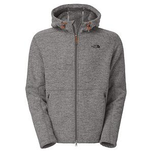 Snowboard The North Face Zermatt Full Zip Hoodie - From trekking, to lounging around The North Face Zermatt Full Zip Hoodie is a great hoodie to choose. This versatile hoodie is great for cool weather situations. Made with a polyester, wool this hoodie is heavyweight with a soft fleece backer that will give you maximum warmth and wind protection. There is a hood attached that allows you to protect your dome should the weather start to dip a little and rain/snow. There are zippered hand pockets on The North Face Zermatt Full Zip Hoodie that allows you to store small items that you may need. . Hood Type: Fixed, Material: Polyester, Wool, Fleece Weight: Heavy, Category: Heavy-Weight, Hood: Yes, Warranty: Lifetime, Battery Heated: No, Type: Full Zip Top, Wind Protection: Yes, Type: Hoodies, Material: Wool/Synthetic Blend, Pockets: 1-2, Wicking Properties: No, Type: Long Sleeve, Water Resistant: No, Model Year: 2013, Product ID: 282476, Shipping Restriction: This item is not available for shipment outside of the United States. - $180.00