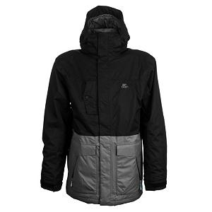 Snowboard Rip Curl Victor Mens Shell Snowboard Jacket - You can be the victor while on the mountain or the trails mastering your skills and techniques. Rip Curl has created this Victor Shell Snowboard Jacket just for men with the features that men want and will use every time that the fresh powder falls. This snowboard jacket is made from 100% recycled polyester materials that will protect you from the wind, the cold temperatures and from the heavy falling snow. The outside elements will no longer be a problem as you wear this Victor Jacket. There are several deep front pockets to hold all of the items that you need and to keep you organized as you board with your friends for the day, take a guys trip, or go on a long weekend trip with the family. The material that the lining is made of is brushed tricot 210 T. This lining will help to retain the heat from your body while also keeping the outside moisture from entering. Everything is right about this Victor Shell Snowboard Jacket. Now make the right choice and own this stylish, high performance mountain jacket that has taped seams to protect you while you are on, or off of the mountain. Features: Inner Pocket , Velcro Cuff Adjustment, Drawcord Waist Adjustment: Yes. Bearing Grade: Recreational, Warranty: One Year, Tall: No, Insulation Type: Synthetic, Waterproof: Moderately Waterproof (5000mm-19,999mm), Breathability: Moderate Breathability (4000g-8999g), Cuff Type: Velcro, Length: Long, Waterproof Zippers: Yes, Cinch Cord Bottom: Yes, Cut: Regular, Type: Shell, Rain Jacket: No, Race: No, Battery Heated: No, Use: Snowboard, Powder Skirt: Yes, Pockets: 4-6, Pit Zip Venting: Yes, Hood Type: Fixed, Breathability Rating: 5,000g, Waterproof Rating: 5,000mm, Taped Seams: Critically Taped, Removable Liner: No, Insulation Weight: Shell, Softshell: No, Exterior Material: Polyester, Wrist Gaiter: No, Insulator: No, Hood: Yes, Cuff Adjustment: Yes, Goggle/Sunglasses Pocket: Yes, Electronics Pocket: Yes, Collar Lining: Fleece, Lining: Ye - $59.92