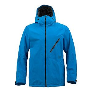 Snowboard Burton AK 2L Cyclic Mens Shell Snowboard Jacket - The Burton AK 2L Cyclic Jacket will have you doing hot laps from storm cycles to spring park laps. The AK 2L Cyclic Jacket is constructed with proven GORE-TEX Fabric, 2 layers of it, for the ultimate in waterproofing and breathability. Fully Taped Seams with GORE-SEAM Tape completely locks out the water. Yup, Burton wants you to stay dry. To keep you warm, the AK 2L Cyclic Jacket is mapped with Engineered Taffeta and Closed Cell Mesh Lining. AK Fit with engineered articulation means the Cyclic is going to stay out of your way while you get down to business. YKK Matte Water-Resistant Zippers fends off the water even further. Light reflective detailing keeps you in view while you play in the backcountry with your buddies. Removable Waist Gaiter gives you the option to lock things up to lock out the fluffy stuff. Utilize the Jacket-to-Pant interface when you get extra rad in puking snow. What's the best way to round out this awesome bevy of tech and features? Simple. The Burton AK 2L Cyclic Jacket is backed by a Lifetime Warranty. Minor details though. . Exterior Material: GORE-TEX 2-Layer, Insulation Weight: N/A, Taped Seams: Fully Taped, Waterproof Rating: Gore-Tex, Breathability Rating: Gore-Tex, Hood Type: Fixed, Pit Zip Venting: No, Pockets: 1-3, Electronics Pocket: No, Goggle/Sunglasses Pocket: No, Powder Skirt: Yes, Warranty: Lifetime, Use: Snowboard, Battery Heated: No, Race: No, Type: Shell, Cut: Regular, Length: Medium, Insulation Type: None (Shell), Waterproof: Totally Waterproof (20,000mm+), Breathability: Very High Breathability (>15,001g), Cuff Type: Velcro, Wrist Gaiter: No, Waterproof Zippers: Yes, Cinch Cord Bottom: Yes, Insulator: No, Model Year: 2013, Shipping Restriction: This item is not available for shipment outside of the United States., Product ID: 288858, Hood: Yes - $209.93