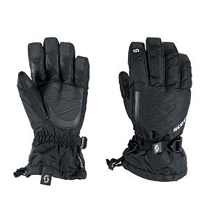 Snowboard Scott Corbin Gloves - Comfortable and toasty warm hands are on tap with the Scott Corbin Ski gloves. The Corbin gloves are constructed of Softshell/Jtex and a ToughTek/leather palm ensuring durability, warmth and functionality. Loaded with Softfill insulation, the Corbin will keep your hands toasty warm, and should Mother Nature go crazy and turn the temperature down the Corbin features a heat pocket which allows you to slip in a handwarmer for a little extra warmth. Features: Soft fleece lining. Removable Liner: Yes, Material: Jtex, Warranty: One Year, Battery Heated: No, Race: No, Type: Glove, Use: Ski/Snowboard, Wristguards: No, Outer Material: Softshell, Waterproof: No, Breathable: No, Pipe Glove: No, Cuff Style: Over the cuff, Down Filled: No, Touch Screen Capable: No, Model Year: 2013, Product ID: 236647, Model Number: 220015-0001006, GTIN: 0886687949241 - $39.91