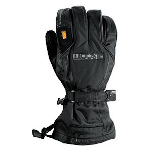 Snowboard Scott Thermal Control Plus Gloves - The Scott Thermal Control gloves will keep you warm and on top of things no matter how bitter cold it gets outside. Made up of a leather, Ripstop and twill material the Thermal Control gloves are highly durable, functional and stylish. PrimaLoft insulation fills the Thermal Control to keep your hands toasty warm and it comes with a removable 4x4 Poly Lycra liner with a convertible finger opening. A cinch cord on the wrist allows you to pull them snug to keep the snow on the mountain where it belongs. . Removable Liner: Yes, Material: Leather/Ripstop/Twill, Warranty: One Year, Battery Heated: No, Race: No, Type: Glove, Use: Ski/Snowboard, Wristguards: No, Outer Material: Nylon, Waterproof: Yes, Breathable: No, Pipe Glove: No, Cuff Style: Over the cuff, Down Filled: No, Touch Screen Capable: No, Model Year: 2013, Product ID: 236668 - $115.00