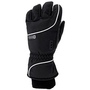 Snowboard Grandoe Element Gloves - The Element is a multi functional glove constructed with Velocity Soft-Shell. Integrated venting zones make sure you are dry and comfortable in all conditions. The Velocity Soft-Shell is a premium stretch soft-shell available only from Grandoe. Place the glove on your hands and feel how sleek and soft they are. Who knew something this durable, water resistant, and breathable could be that comfortable? Leather radial palm provides superb grip so grab that method! Airflow Vents are a patent pending vapor expulsion system to achieve ultimate comfort via integrated vapor vents. . Removable Liner: No, Material: Velocity Soft-Shell, Warranty: One Year, Battery Heated: No, Race: No, Type: Glove, Use: Ski/Snowboard, Wristguards: No, Outer Material: Softshell, Waterproof: Yes, Breathable: Yes, Pipe Glove: No, Cuff Style: Under the cuff, Down Filled: No, Touch Screen Capable: No, GTIN: 0721769945103, Model Number: SM3480-00110965, Product ID: 245641, Model Year: 2013 - $49.91
