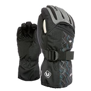Snowboard Level Powder XCR Gloves - With the Powder XCR Ski Gloves you'll have a high performance glove packed with technology and features sure to keep you protected on the mountain. Starting with the Thermoliner - this is a soft and less bulky blend of fibers that trap air for more warmth. Thermo-Plus 3000 is guaranteed to keep you warm. How so? A combination of right shape, insulation and waterproof technology is applied to keep in the right amount of heat retention inside the glove and will keep you warm even in temperatures at -15 degrees. Finally, Gore-Tex. This high performance insert has exceptional durability, water proofness and breathability and is capable of maintaining the ideal temperature for you hands. The relaxed fit and awesome technology make the Level Powder XCR Ski Gloves one of the best. . Removable Liner: No, Material: Gore-Tex, Warranty: Other, Battery Heated: No, Race: No, Type: Glove, Use: Ski/Snowboard, Wristguards: No, Outer Material: Nylon, Waterproof: Yes, Breathable: Yes, Pipe Glove: No, Cuff Style: Over the cuff, Down Filled: No, Touch Screen Capable: No, Model Year: 2012, Product ID: 250276 - $49.90