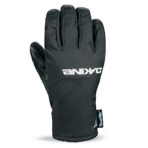 Snowboard Dakine Raptor Gloves - The Dakine Raptor gloves are every persons backcountry dream glove. Charging at the mountain with style, the Raptor comes stacked with great features. Gore-Tex inserts provide waterproof feel and allow breathability, while the 4 way stretch nylon provides comfort all day long. The palm has touch screen compatible leather, so you can send photos to your friends showing them what they are missing out on. Primaloft insulation keeps your hands warm in the most fringed conditions. The Dakine Raptor glove is on the top of the food chain in performance gloves for all riders. . Removable Liner: No, Material: Gore-Tex Inserts with Primaloft insulation, Warranty: One Year, Battery Heated: No, Race: No, Type: Glove, Use: Ski/Snowboard, Wristguards: No, Outer Material: Nylon, Waterproof: Yes, Breathable: Yes, Pipe Glove: No, Cuff Style: Under the cuff, Down Filled: No, Touch Screen Capable: No, Model Year: 2013, Product ID: 282554 - $49.91