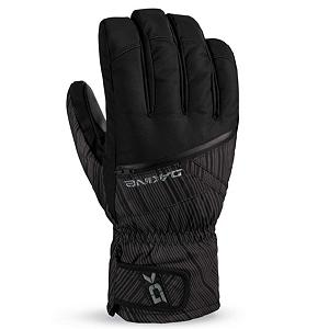 Snowboard Dakine Pantera Gloves - This pair of Dakine Pantera Gloves have a warmth index of 4, the amount of insulation and lining materials combined provides you with the warmest style ski mitten for the harsh conditions, better yet they will provide you with the superior warmth (5 being the warmest) that will keep you outdoors longer fulfilling your outdoor needs. Paired with a set of removable pipe gloves add to the insulation, but also give options for riders in spring conditions. Other features include the nose and goggle wipe thumb panel and the one hand cinch gauntlet cuff closure that keeps out the un-wanted snow. The Pantera are an ideal pair of ski gloves that will keep you going and protected from the winds, cold temperatures and snow flakes all day long with no worries. The Dakine Pantera Glove will have you out on the mountain shredding longer then any glove on the market . Removable Liner: Yes, Material: 230g Fleece, Warranty: One Year, Battery Heated: No, Race: No, Type: Glove, Use: Ski/Snowboard, Wristguards: No, Outer Material: Nylon, Waterproof: Yes, Breathable: Yes, Pipe Glove: No, Cuff Style: Under the cuff, Down Filled: No, Touch Screen Capable: No, Model Year: 2013, Product ID: 283041, Model Number: 1300080-RATS, GTIN: 0610934715613 - $49.91