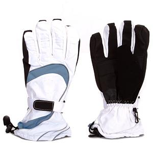 Snowboard Auclair Sportster Ski Gloves - The Auclair Sportster Ski Gloves provide you with plenty of features to keep your fingers warm and cozy while on the slope. With its waterproof and breathable Aqua Stop membrane and warm Thinsulate insulation, you'll have dry and cozy hands all dry. Thinsulate is a low-bulk insulation made of fibers about ten times smaller than the fibers of most other synthetic insulations allowing the heat from your hands to be trapped inside the glove. Once you place your hands inside the Auclair Sportster Ski Gloves you'll instantly feel the softness, coziness and warmth that you'll feel all day long. . Removable Liner: No, Warranty: Lifetime, Battery Heated: No, Race: No, Type: Glove, Use: Ski/Snowboard, Wristguards: No, Outer Material: Nylon, Waterproof: Yes, Breathable: Yes, Pipe Glove: No, Cuff Style: Over the cuff, Down Filled: No, Model Year: 2011, Product ID: 285429 - $27.95