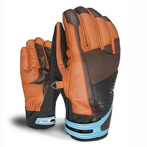 Snowboard Level Bullet Gloves - The Level Bullet Glove is ready to fire on all cylinders on the mountain. A full leather glove that is completely waterproof that will keep your hands dry in any condition mother nature throws at you. Thinsulate insulation which is ten time smaller then any other synthetic insulation which is going to allow this glove to trap air and allow your hands to stay warmer longer. With the added fleece liner the only way your hands are going to be cold is when the Bullet Glove isnt on your hand. . Removable Liner: No, Material: Thinloft Fleece Insulation, Warranty: One Year, Battery Heated: No, Race: No, Type: Glove, Use: Ski/Snowboard, Wristguards: No, Outer Material: Leather, Waterproof: Yes, Breathable: Yes, Pipe Glove: No, Cuff Style: Under the cuff, Down Filled: No, Touch Screen Capable: No, Model Year: 2013, Product ID: 290958 - $59.92