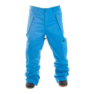 Snowboard Nomis Connect Cargo Shell Mens Snowboard Pants - A highly waterproof and breathable pair of snowboard pants can be found with the Nomis Connect Cargo Mens Shell Snowboard pants. The waterproof/breathable rating of 10,000mm and strategic seam taping will keep you very warm and dry while you are out on the mountain. Mesh lined venting will allow you to stay cool even if it gets warm. This pair of Connect Cargo Snowboard Pants is the perfect balance in any weather condition. The inner waist adjustments will provide you with the custom fit each time that they are worn. Several pockets allow you to store your essentials in many different places, making this jacket functional and fashionable. . Exterior Material: Nylon, Softshell: No, Insulation Weight: None, Taped Seams: Critically Taped, Waterproof Rating: 10,000mm, Breathability Rating: 10,000g, Thigh Zip Venting: Yes, Suspenders: Suspenders Removable, Articulated Knee: No, Cargo Pockets: Yes, Warranty: Other, Race: No, Waterproof: Moderately Waterproof (5000mm-19,999mm), Breathability: High Breathability (9000g-15,000g), Use: Snowboard, Type: Shell, Cut: Regular, Lining Material: Nylon, Waist: Adjustable, Pockets: 5-6, Model Year: 2012, Product ID: 247043 - $79.99