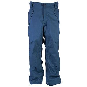Snowboard Ride Phinney Mens Snowboard Pants - This fully loaded, power house pair of Phinney Shell Snowboard Pants will cover you for all of your snowboarding needs. The Dobby 100% nylon fabric is durable with a supple texture that possesses and incredibly soft feel. This fabric has also been treated with the Hydrapel DWR (Durable Water Repellent) coating that will provide you with the protection from any moisture trying to work its way to your core. Moisture beware! The combination of the fabric and coating will provide you with warmth, comfort and breathability for all of your boarding needs and the perfect balance in any weather condition. The outer waist adjustments with double-snap waist closure will provide you with a custom fit each time that they are worn. There is a long list of rider active features like the loops that attach to jacket powder skirt, articulation at the knees, mesh-lined vents, velvety tricot inner waist, bottom and fly, inner lower leg snap pleat, boot gaiters with bootlace hook and shred -free slightly higher pant leg back with back hem velcro up tab so you do not wear the back fabric at the back of the pant legs. You will be riding in style with functionality while wearing this pair of Phinney Shell Snowboarding Pants designed just for men, and for a super day on the hill. Features: Velvety Tricot Inner Waist, Bottom and Fly, Inner Lower Leg Snap-Pleat, Boot Gaiters with Bootlace Hook, Shred-Free Slightly Higher Pant Leg Back with Back Hem Velcro Up Tab, Lift Ticket Self-Fabric Loop. Exterior Material: Tricot lining with polyester, Softshell: No, Insulation Weight: Shell, Taped Seams: Critically Taped, Waterproof Rating: 10,000mm, Breathability Rating: 5,000g, Full Zip Sides: No, Thigh Zip Venting: Yes, Suspenders: None, Articulated Knee: Yes, Cargo Pockets: Yes, Warranty: One Year, Race: No, Waterproof: Mild Waterproofing (5,001 - 10,000mm), Breathability: Low Breathability (< 5,000g), Use: Snowboard, Type: Shell, Pant Fit: Regular, Lining Materi - $79.95