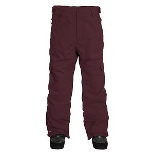 Snowboard Quiksilver Drill 5k Shell Mens Snowboard Pants - The Quiksilver Drill 5k Shell Snowboard Pants will keep you feeling comfortable all day long on the mountain. This classic style boasts tons of features for convenience and comfort. You'll have 5k worth of breathability and waterproofness ensuring that you stay dry and protect you from the precipitation trying to seep in. On the inside there is a Taffeta Lining which is soft and cozy. With plenty of pocket for storage, you'll love the Quiksilver Drill 5k Shell Snowboard Pants. . Exterior Material: 100% Recycled Polyester Twill, Softshell: No, Insulation Weight: N/A, Taped Seams: None, Waterproof Rating: 5,000mm, Breathability Rating: 5,000g, Full Zip Sides: No, Thigh Zip Venting: Yes, Suspenders: None, Articulated Knee: No, Cargo Pockets: Yes, Warranty: One Year, Race: No, Waterproof: Moderately Waterproof (5000mm-19,999mm), Breathability: Moderate Breathability (4000g-8999g), Use: Snowboard, Type: Shell, Cut: Regular, Lining Material: Taffeta Lining, Waist: Adjustable, Pockets: 5-6, Model Year: 2012, Product ID: 296617 - $49.95