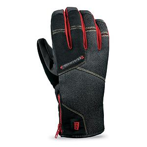 Snowboard Dakine Bronco Gloves - Boarding while wearing this pair of superior Bronco Gloves by Dakine will provide you with the materials and fabrics you will need to succeed in any type of weather conditions. The Weathershiled Nylon material used for the RubberTec palm is a highly abrasion resistant, waterproof, and comfortable palm material. The Precurved finger construction will give you performance articulation due to the shaping of the palm pattern to fit your hands in the relaxed position. You will be able to grip and master your tricks due to this construction in comfort and ease. You will also be provided with the highest combined levels of waterproofing, breathability, durability, and softness that you will experience while providing you with the optimum comfort and protection in all weather conditions on the front or backside of the mountain. Features: Nose wipe thumb panels. Removable Liner: No, Material: Weathershield Nylon / Flextough Corded Nylon, Warranty: One Year, Battery Heated: No, Race: No, Type: Glove, Use: Ski/Snowboard, Wristguards: No, Outer Material: Nylon, Waterproof: Yes, Breathable: Yes, Pipe Glove: No, Cuff Style: Under the cuff, Down Filled: No, Touch Screen Capable: No, Model Year: 2012, Product ID: 244578, Model Number: 1100110 DNM S, GTIN: 0610934650266 - $49.91