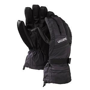 Snowboard Burton GORE-TEX Gloves - The Burton GORE-TEX Snowboard Gloves are packed with tons of features to keep those hands warm, dry and comfortable as you're tearing it up on the mountain. Designed with DRYRIDE Ultrashell you'll have a breathable fabric on the exterior and a GORE-TEX Membrane to ensure you have plenty of protection against wind and water. The Thermacore Insulation will help trap the heat inside the gloves while ensuring that you still have plenty of mobility in your hands. A removable 4-Way Stretch DRYRIDE Thermex Liner is quick-drying and is great at wicking away moisture plus you can use it separately on those much warmer ski days. For added comfort, the Burton GORE-TEX Snowboard Gloves have a pre-curved ergonomic fit. Versatility, durability and comfort and all things you can count on when you ride with the Burton GORE-TEX Snowboard Gloves. Features: Toughgrip Palm, Ergonomic Pre-Curved Fit, Hidden Heater/Vent Pocket. Removable Liner: Yes, Material: DRYRIDE Ultrashell, Warranty: One Year, Battery Heated: No, Race: No, Type: Glove, Use: Ski/Snowboard, Wristguards: No, Outer Material: Nylon, Waterproof: Yes, Breathable: Yes, Pipe Glove: No, Cuff Style: Over the cuff, Down Filled: No, Touch Screen Capable: No, Shipping Restriction: This item is not available for shipment outside of the United States., Product ID: 289403, Model Year: 2013 - $49.91
