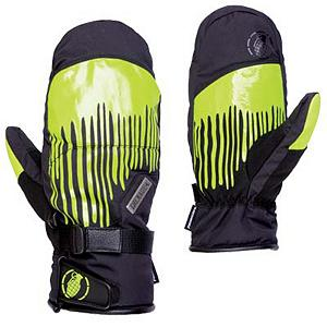 Snowboard Grenade Dripper Snowboard Mittens - No one wants their day on the slope to blow up right in front of there face. The Dripper Mitt from Grenade is going to keep you protected from malicious winter attacks. Mitten over a glove is going to provide an increase in hand temperature since your fingers are together, rather than separated like a glove. Endless tow rope laps mean nothing to the Dripper Mitt with Lorics Suede Palm, is going to be durable and long lasting. Durable Nylon exterior matched with Primaloft insulation is going to keep your hands warm all day long, while moisture wicking treatment of the Dripper help keep you dry. Hipora breathability allows for your hands to regulate temperature. Waterproof inserts keeps your hands dry from mother natures snow storms. The Dripper Mitt is durable to park riding abuse and everything else you can find on the mountain. . Removable Liner: No, Material: Primaloft Insulation, Warranty: One Year, Race: No, Type: Mitten, Use: Ski/Snowboard, Wristguards: No, Outer Material: Nylon, Waterproof: Yes, Breathable: Yes, Pipe Glove: No, Cuff Style: Under the cuff, Down Filled: No, Model Year: 2013, Product ID: 291987 - $69.95
