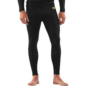 Snowboard Under Armour Base 1.0 Mens Long Underwear Pants - The Under Armour ColdGear Base 1.0 Leggings Mens Long Underwear Bottom are a lightweight base layer designed to keep you warm, dry and comfortable. They're ideal for temperatures under 55 degrees F. Under Armour's Cold Gear double-sided fabric wicks moisture away from your skin and circulates your body heat. Under Armour's Base 1.0 Leggings offer a relaxed, specialized fit that's tight without being constricting. Armourblock technology neutralizes odor-causing microbes before there's any odor at all, so you stay comfortable and odor free! Features: Quick Drying, 4-way Stretch Construction. Fit: Tight, Warranty: Lifetime, Material: Synthetic, Weight: Light, Type: Bottom, Model Year: 2013, Product ID: 290104 - $44.95