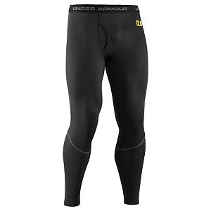 Snowboard Under Armour Base 2.0 Mens Long Underwear Pants - The Base 2.0 Legging Mens Long Underwear is Under Armour's UA Base solution for maximum thermal protection in a tight fitting legging. Ideal for maximum warmth in extreme cold or lower exertion activities. Midweight ColdGear grid fabric is engineered to trap heat for maintaining core temperature and quick drying moisture transport. ArmourBlock technology stops odor causing microbes for maximum scent suppression so that you can be confident even after a full days activity. Don't get cold, get the Base 2.0 Leggings. . Bearing Grade: Performance, Fit: Tight, Warranty: Lifetime, Material: Synthetic, Weight: Mid, Type: Bottom, Model Year: 2013, Product ID: 290114, Model Number: 1230810 001 SM, GTIN: 0886450343535 - $54.95