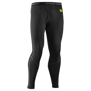 Snowboard Under Armour Base 3.0 Mens Long Underwear Pants - The Base 3.0 Legging Mens Long Underwear is Under Armour's UA Base solution for maximum thermal protection in a relaxed fit legging. Ideal for maximum warmth in extreme cold or lower exertion activities. Lightweight ColdGear grid fabric is engineered to trap heat for maintaining core temperature and quick drying moisture transport. ArmourBlock technology stops odor causing microbes for maximum scent suppression so that you can be confident even after a full days activity. Don't get cold, get the Base 3.0 Leggings. Features: 4-way Stretch. Warranty: Lifetime, Model Year: 2013, Product ID: 290124, Type: Bottom, Material: Synthetic, Fit: Tight, Weight: Mid - $74.95