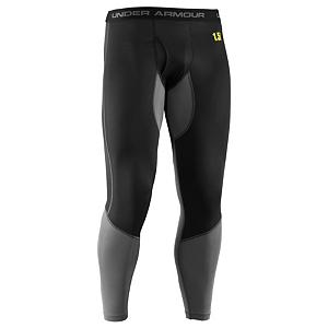 Snowboard Under Armour Base Map 1.5 Mens Long Underwear Pants - The Base Map 1.5 Legging Mens Long Underwear is Under Armour's UA Base solution for maximum thermal protection in a tight fitting legging. Ideal for maximum warmth in extreme cold or lower exertion activities. Heavy weight ColdGear grid fabric is engineered to trap heat for maintaining core temperature and quick drying moisture transport. There is a layer of Under Armour Base 1.0 fabric underneath to dump excess heat out towards your extremities to enhance the comfort and mobility of these leggings. ArmourBlock technology stops odor causing microbes for maximum scent suppression so that you can be confident even after a full days activity. Don't get cold, get the Base Map 1.5 Leggings from Under Armour. Features: 1.0 Fabric Underneath to Dump Excess Heat Toward Extremities for Comfort and Mobility. Fit: Tight, Warranty: Lifetime, Material: Synthetic, Weight: Heavy, Type: Bottom, Model Year: 2013, Product ID: 290139, Model Number: 1230822 001 SM, GTIN: 0886450308404 - $54.92