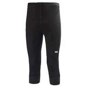 Snowboard Helly Hansen Warm 3/4 Mens Long Underwear Pants - Designed to keep you warm in all conditions the Helly Hansen Warm 3/4 Pants will provide you with great insulation and moisture management. This mid-weight base layer features Lifa Stay Dry Technology which will wick away moisture to keep you warm in cold weather. The Merino wool and polypropylene material in the Helly Hansen Warm 3/4 pants will keep you comfortable and with less bulk these pants are great for layering. . Fit: Tight, Warranty: Lifetime, Material: Wool/Synthetic Blend, Weight: Mid, Type: Bottom, Model Year: 2013, Product ID: 290481 - $49.91