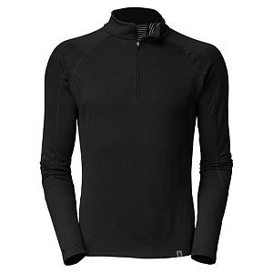 Snowboard The North Face Warm L/S Zip Neck Mens Long Underwear Top - The North Face Warm Zip Neck is a perfect long-sleeve baselayer to sport during low intensity activities in cool to cold weather. This new lightweight, quarter-zip pullover combines the warmth of hollow core yarns with a two-layer fabric construction that traps warm air to provide excellent thermal protection. The Warm Long Sleeve Zip Neck provides maximum thermal protection and moisture management that offers complete comfort and ease of movement. Features: Odor resistant. Fit: Tight, Warranty: Lifetime, Material: Synthetic, Weight: Mid, Type: Top, Neck: Zip, Model Year: 2013, Product ID: 268307, Shipping Restriction: This item is not available for shipment outside of the United States., Model Number: A62LJK3-S, GTIN: 0053329630625 - $49.91