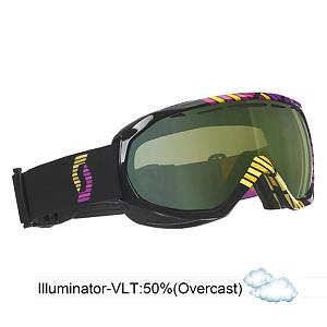 Snowboard Scott has given careful attention and consideration into the Notice OTG goggles.  These over-the-glasses goggles have a unique Scott Fit system that easily allows for multiple micro adjustments around the cheeks and nose to prevent unwanted pinching and discomfort with an exceptional seal. The panoramic spherical OptiView lenses provide an unobstructed view of your surroundings while offering 100% UV protection as well. They have also been given a permanent No-Fog lens treatment and the patented ACS Venting that helps to prevent unwanted fog buildup for a crystal clear line of sight. Comfortable, premium face foam along with versatile helmet compatibility are just some of the features that come standard. There is no reason to compromise or settle for less just because you wear prescription eyeglasses and Scott has heard your voices and answered the call with the Notice OTG goggles.  Scott Fit System for Customized Face and Nose Fit,  Hypoallergenic 3-layer Ultra Soft Face Foam,  Quick Connect Strap,  Spherical Scott OptiView Double Lens,  No Fog Anti-Fog Lens Treatment,  Air Control System for Active Lens Venting,  Race: No, Category: Adult, OTG: Yes, Comes w/ Case: No, Special Feature: No, Frame Size: Large, Spherical Lens: Yes, Polarized: No, Photochromatic: No, Rubberized Strap: No, Helmet Compatible: Yes, Spare Lens Included: No, Goggle Ventilation: Medium, Goggle Lens Change: Moderate, Frame Size: Medium/Large, Lens Shape: Spherical, Lens Type: Mirrored, Model Year: 2015, Product ID: 280409, Model Number: 224605-0001237, GTIN: 0886118209951 - $89.96