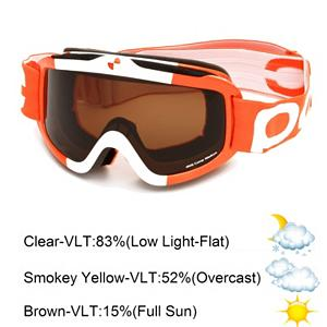 Snowboard POC Iris Comp Large Adult Goggles 2014 - The Iris Comp is an advanced ski goggle for those who demand high precision with no chance of optical distortion. For racers and competitive skiers this is especially crucial. With three standard single lenses, clear, blue, and smokey yellow you will always be able to have the right tint to give you the best possible perception of your surroundings. While the lenses are treated with anti-fog and anti-scratch coatings you will find the Iris Comp is more likely to fog when you are standing still but it will instantly dissipate once you get moving. With different frame sizes the Iris Comp makes it easy to get the best vision with the best fit. . Race: Yes, Category: Adult, OTG: No, Comes w/ Case: No, Special Feature: No, Frame Size: Large, Spherical Lens: No, Polarized: No, Photochromatic: No, Rubberized Strap: No, Helmet Compatible: No, Category: Race, Spare Lens Included: No, Frame Size: Medium, Lens Shape: Flat, GTIN: 7332522092939, Model Number: 40000 84 L, Product ID: 195494, Model Year: 2014, Lens Type: Non-Mirrored - $84.93