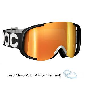 Snowboard POC Cornea Goggles - Attaching the lens to the outside of the frame is part of the innovative ideas stemming from the minds of POC staff. The Cornea Goggle is one of the products that does this. Attaching the lens on the outside of the frame helps to enlarge the field of view. Stylish and functional with an injected cylindrical Polycarbonate screen lens perfectly shaped for superb optical qualities. The inner lens is laminated exactly parallel to the outer lens in order to reduce steaming in the lens to reduce discomfort and vision impairment. The Cornea goggle has extensions bars which gives a much better fit to the face. This way, you will be rolling in pure comfort and be able to see every obstacle in front of you. Features: VLT: Black and Black and White - 10%, Orange - 44%, Orange - 44%, Blue - 36%, White - 45%. Race: No, Category: Adult, OTG: No, Comes w/ Case: No, Special Feature: No, Frame Size: Large, Spherical Lens: No, Polarized: No, Photochromatic: No, Rubberized Strap: Yes, Helmet Compatible: Yes, Spare Lens Included: No, Goggle Ventilation: Medium, Goggle Lens Change: Moderate, Frame Size: Medium/Large, Lens Shape: Flat, Lens Type: Mirrored, Model Year: 2014, Product ID: 195498, Model Number: 40073 101, GTIN: 7332522093417 - $119.99