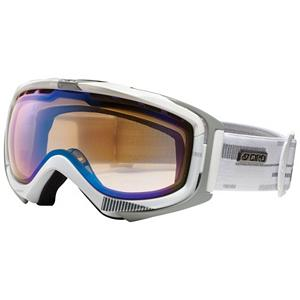 Snowboard Giro Manifest Goggles - Picture yourself in The Manifest, an exceptional goggle crafted to enhance your winter environment. A medium to large sized adult frame utilizing Giro's Super-Fit Engineering technology provides the best fit according to their database of facial measurements and rider input. This helmet compatible design also features super soft, tailored face foam with a micro fleece lining that seals out the elements and keeps your vision clear and sharp to focus on riding. The lens options available for the Manifest are reliable, spherical True Sight premium lenses which mimic the form of the human eye providing you with the highest quality lenses available. Taper correcting the lens, Giro minimizes prismatic distortion while providing superior optics. Plus the use of this technology increases the air volume inside the goggle which reduces fogging as well. The full range of performance-engineered lens tints and mirror coatings are protected by a durable hard coating that resists scratches and block 100% of harmful UV rays too. A second lens is included that can easily be swapped out using Giro's patented Pop Top System to change lenses on the fly. It's no illusion, the Manifest is clearly the right choice but you better get one today as they are sure to disappear quickly. . Race: No, Category: Adult, OTG: No, Comes w/ Case: No, Special Feature: No, Frame Size: Large, Spherical Lens: Yes, Polarized: No, Photochromatic: No, Rubberized Strap: No, Helmet Compatible: Yes, Frame Size: Medium/Large, Lens Shape: Spherical, Lens Type: Mirrored, Model Year: 2012, Product ID: 195571, Model Number: 2020361 - $99.95