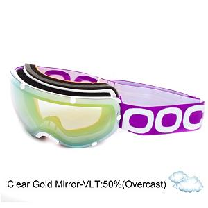 Snowboard POC Lobes Goggles - Lobes goggles by POC have a huge lens to optimize the field of vision. The lens of Lobes is a perfectly shaped spherical surface to minimize optical distortion. Perfect for a day on the slopes, these premium adult goggles by POC are even created with a great style. Stand out with these bright and modern looking goggles. The Lobes goggles for adults are perfectly tapered in thickness, which is cut to shape using computerized numerical control. Another, thinner, sheet of cellulose propionate is then applied to the inside to make these goggles give you the best protection and look out there. These are especially good goggles for ski racing. . Race: No, Category: Adult, OTG: No, Comes w/ Case: No, Special Feature: No, Frame Size: Medium, Spherical Lens: Yes, Polarized: No, Photochromatic: No, Rubberized Strap: No, Helmet Compatible: Yes, Spare Lens Included: No, Goggle Ventilation: Medium, Goggle Lens Change: Moderate, Frame Size: Medium/Large, Lens Shape: Spherical, Lens Type: Mirrored, Model Year: 2014, Product ID: 202176, Model Number: 40096 148, GTIN: 7332522093547 - $109.95