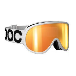 Snowboard POC Retina Goggles - By sticking to simple construction and the highest quality materials the Retina has a classic look in a high performance goggle. By offering a large field of vision the Retina allows for better reaction time improving overall safety. Sticking to a Dual Lens and great ventilation the Retina has excellent Anti-fog characteristics. Using Polycarbonate for the lenes continues to help with safety as is it shatter proof and also has a high resistance to scratches. Classic and clean the Retina gives you crisp and clear vision so you won't miss a thing on the hill. . GTIN: 7332522223210, Model Number: 40081 01, Product ID: 243854, Model Year: 2014, Lens Type: Mirrored, Lens Shape: Flat, Frame Size: Medium, Goggle Lens Change: Moderate, Goggle Ventilation: Medium, Spare Lens Included: No, Helmet Compatible: Yes, Rubberized Strap: No, Photochromatic: No, Polarized: No, Spherical Lens: No, Frame Size: Medium, Special Feature: No, Comes w/ Case: No, OTG: No, Category: Adult, Race: No - $99.95