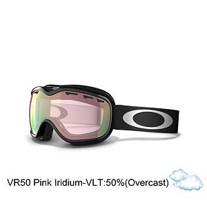Snowboard Oakley Stockholm Womens Goggles - Experience the bliss of a fit made especially for women. Most goggles are shaped for the boys club of facial anatomy. Not the Oakley Stockholm it is designed specifically for women. Oakley started with the 3-D cranial geometry that gives Oakley womens eyewear such a made-for-you fit. Oakley applied three decades of goggle know-how and ended up with the most comfortable design a girl can wear. It just plain feels right. Until you try it on, you will have no idea what you have been missing. High Definition Optics (HDO) offers stunning clarity while maximizing your peripheral and downward view. A triple layer of polar fleece foam wicks away moisture and optimizes comfort. You also get the protection of 100% UV filtering and impact resistance that meets ANSI Z87.1 standards. To cut fog, Oakley created a dual vented lens and treated it with F3 anti-fog technology. It is combined with a lightweight urethane frame that stays flexible, even in icy conditions. Bottom line: Oakley Stockholm is for athletes who powder their nose, With blizzards. Features: UV protection that filters out 100% of all UVA / UVB / UVC and harmful blue light up to 400 nm, Impact resistance that meets ANSI Z87.1 standards (High Velocity / High Mass / Penetration). Race: No, Category: Womens, OTG: No, Comes w/ Case: No, Special Feature: No, Frame Size: Small, Spherical Lens: Yes, Polarized: No, Photochromatic: No, Rubberized Strap: Yes, Helmet Compatible: Yes, Spare Lens Included: No, Goggle Ventilation: Medium, Goggle Lens Change: Moderate, Frame Size: Small, Lens Shape: Spherical, Lens Type: Mirrored, Model Year: 2014, Product ID: 247633, Model Number: 57-558, GTIN: 0700285474137 - $99.92