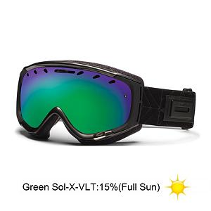 Snowboard Smith Phase Womens Goggles - Borrowing it's shape from the Phenom the Phase offers crown pleasing performance but adds a stylish Women's touch. With a medium frame the Phase is one of the most versatile and best fitting womens goggles. Sticking to the best the Phase uses a spherical Carbonic-X lens for a large field of vision, scratch resistance, and durability with TLT optics which tapers the lens towards the sides eliminating distortion and increasing peripheral vision. To make the most of your vision dual layer DriWix face foam and Vaporator lens technology partner up for a super comfortable fit and a strong thermal barrier to maximize fog prevention. So the Phase is comfortable no matter what your headwear style is adjustable outriggers create a seamless fit over helmets, under helmets, over hats or whatever else you use to cover your head and a silicone backing to the strap makes sure it stays in place. You can even swap out the hop up components to customize your own style of Phase. For timeless style and a fantastic fit few goggles can keep up with the Phase. Features: QuickFit Strap Adjustment System with Clip Buckle, Dual Layer, DriWix Face Foam. Race: No, Category: Womens, OTG: No, Comes w/ Case: No, Special Feature: No, Frame Size: Medium, Spherical Lens: Yes, Polarized: No, Photochromatic: No, Rubberized Strap: Yes, Helmet Compatible: Yes, Frame Size: Medium, Lens Shape: Spherical, Lens Type: Mirrored, Model Year: 2013, Product ID: 279302 - $69.88