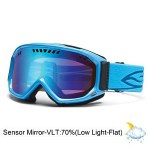 Snowboard Smith Scope Goggles - With a great field of vision and complete all-day comfort, the Smith Scope Goggles are a great piece of eyewear for an amazing price. Built with a Dual Lens with Airflow Ventilation, these goggles help keep you from fogging up so you can concentrate on the slopes in front of you and not clearing away the build up every five seconds. The Dual Lens will also combat against the harmful rays of the sun. The QuickFit Strap Adjustment System offers an easy way to customize the fit if you decide to switch between helmets and hats and the Compression-Molded, Hypoallergenic Face Foam is quite comfortable. The Smith Scope Goggles are compatible with helmets and will give you all day comfort and protection against the elements the outdoors wants to throw at you. You get all the great performance features of a high priced goggle in the Smith Scope Goggles but with a much better price. Features: Compression-Molded, Hypoallergenic Face Foam. Race: No, Category: Adult, OTG: No, Comes w/ Case: No, Special Feature: No, Frame Size: Medium, Spherical Lens: No, Polarized: No, Photochromatic: No, Rubberized Strap: Yes, Helmet Compatible: Yes, Frame Size: Medium, Lens Shape: Flat, Lens Type: Mirrored, Model Year: 2013, Product ID: 279325 - $49.95