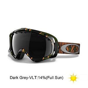 Snowboard Oakley Crowbar Kazu Kokubu Goggles - If you want to see how Japanese riders are pushing progression past possibility, check out the explosive freestyle energy of Kazuhiro Kokubo. Kazu adapts to terrain like he designed it himself, and when he launches, technical tricks turn buttery smooth. In just three years, he went from a first-place finish at the Asian Winter Games Halfpipe competition to 1st at the NZ Open and 1st at the World Cup Halfpipe event in Saas-Fee. All that original style needs an outlet, so Oakley let him inspire the art for this Signature Series edition. This performance design comes with your choice of two optional lens tints, so you can pick the one that works best for the environment where you cut loose. The Crowbar Snow goggle from Oakley gives you the all-day comfort of triple-layer fleece foam that pulls moisture away from skin. Specially formulated anti-fog treatment helps keep your vision clear, and the wide-angle architecture opens your view with the clarity of patented XYZ Optics. Strap connectors balance the pressure of the lightweight yet durable O Matter frame. You get a true anatomical fit that maxes out your range of view and optimizes protection, thanks to impact resistance that meets ANSI Z87.1 standards. Features: Plutonite lens material provides 100% protection against UVA, UVB, UVC and harmful blue light. Race: No, Category: Adult, OTG: No, Comes w/ Case: No, Special Feature: No, Frame Size: Medium, Spherical Lens: Yes, Polarized: No, Photochromatic: No, Rubberized Strap: Yes, Helmet Compatible: Yes, Frame Size: Medium, Lens Shape: Spherical, Lens Type: Non-Mirrored, Model Year: 2013, Product ID: 279358 - $79.88