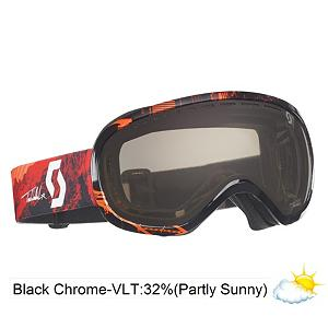 Snowboard Scott Off-Grid Tom Wallisch Goggles - Brand new and hot off the presses for 2013 comes the Scott Off-Grid Tom Wallisch Goggles. These goggles were designed to be the pro-model for Tom and the graphics have been inspired by Toms hometown of Pittsburgh, Pennsylvania and the Utah Wasatch mountain range where he now lives. The Off-Grid will give you maximum field of vision with its increased frame and lens size. Best of all the Off-Grid comes with Scotts Fit System which allows you to get a customized face and nose fit so they stay comfortably on your face. The hypoallergenic 3-layer soft face foam will feel so good on your face it will almost be easy to forget you are wearing goggles on your face. The Air Control System on the Scott Off-Grid Goggles give you active lens venting that will keep your goggles clear so you have an obstructed field of vision. . Race: No, Category: Adult, OTG: No, Comes w/ Case: No, Special Feature: No, Frame Size: Large, Spherical Lens: Yes, Polarized: No, Photochromatic: No, Rubberized Strap: No, Helmet Compatible: Yes, Frame Size: Fits Most Faces, Lens Shape: Spherical, Lens Type: Mirrored, Model Year: 2013, Product ID: 280381 - $69.88