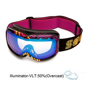Snowboard Scott Aura Womens Goggles 2013 - Are you ready for a womens specific goggle? If so grab a hold of some goggles that will give you that durability you are looking for! The Aura goggles by Scott are perfect for women looking for goggles designed specifically for them. They have a permanent no-fog lens treatment that prevents condensation and fogging with 100% UV protection. Scott's molded hypoallergenic super-soft face foam incorporates two layers of foam delivering a precise fit as it helps to seal out elements while forming comfortably to your face. Yet another great feature is the air control system (ACS). ACS ventilation offers lens air intake vents on the lens of the goggles and frame air outtake vents on the bottom of the goggles. The result is a sophisticated ventilation system that helps to further prevent condensation and fogging and frame clips on the Scott Aura will give you an improved goggle to helmet fit. . Race: No, Category: Womens, OTG: No, Comes w/ Case: No, Fog Fan: No, Frame Size: Medium, Spherical Lens: Yes, Polarized: No, Photochromatic: No, Rubberized Strap: No, Helmet Compatible: Yes, Frame Size: Small, Lens Shape: Spherical, Lens Coating: n/a, Has Fan: No, Model Year: 2013, Product ID: 280403, Headphones Included: No - $84.92
