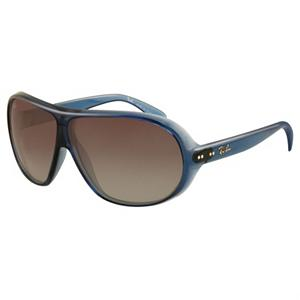Snowboard Ray-Ban RB4129 Sunglasses - The RB4129 sunglasses from Ray-Ban are a modern take on the navigator and can be worn by both men and women. The broad outline of propionate emphasizes the rounded eye shape of this style. A pair of double rivets accents the end piece and temples, along with the metal Ray-Ban signature. The RB4129 features stainless steel hinges and has a large face fit. . Best Use: Streetwear, Lens Material: Polycarbonate, Frame Material: Propionate Plastic, Polarized: No, Photochromatic: No, Interchangable Lens: No, Additional Lenses: No, Gender: Adult, Face Size: Medium, Nose Pads: No, Warranty: 1 Year, Product ID: 206230, Frame Shape: Aviator / Round, Frame Material: Plastic, Polarized: No - $129.00