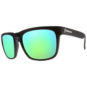 Snowboard Electric Knoxville Sunglasses - Few things are truly classic. That being said, the Electric Knoxville Sunglasses wasn't born classic, he was raised right. Polycarbonate lenses are impact and scratch resistant so you can get a little dirty without bruising your eyewear and, if the sun is beaming down hard, rest assured that your eyes are being protected 100% by its damaging rays. Keeping it lightweight with polycarbonate lenses, the frame is designed with the ultra lightweight Grilamid. This nylon compound is light, strong and very flexible. Born and bred with hard lines, timeless design traits and Italian quality, think of it like this: Where did our bestselling Hardknox grow up? That's right, Knoxville. . Lens Type: Non-Mirrored, Product ID: 225327, Frame Shape: Square, Model Number: ES09001059, GTIN: 0884932122470, Warranty: Lifetime, Nose Pads: No, Face Size: Large, Gender: Adult, Additional Lenses: No, Interchangable Lens: No, Photochromatic: No, Polarized: No, Frame Material: Grilamid, Lens Material: Polycarbonate, Best Use: Streetwear - $80.00
