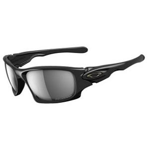 Snowboard Oakley Ten Polarized Sunglasses - The Oakley Ten Polarized Sunglasses give you the classic Oakley look, amped with volume and rigged with tech. You'll have sculpturally integrated hinges with dual cam action, a comfortable Three-Point Fit that holds the lenses in precise optical alignment, and the optical performance you need for a life with momentum. Oakley Ten uses XYZ Optics which is High Definition to keep your vision razor sharp at every angle of view, even with the 8.75 base lens curvature. That's what Ten offers, and it means you'll have a wide peripheral view with extra coverage to block annoying things like side glare, wind and impact that will ruin your outlook. The Oakley Ten Polarized shades also are made with the O Matter frame material which gives you all day comfort, durability and lightweight feel. The lens is made with Plutonite which offers 100 percent UV protection to keep the sun's harmful UV rays from damaging your eyes. Features: Oakley HDPolarized -Minimized glare via technology that produces the best polarized lenses on the planet with greater than 99% polarized efficiency , Plutonite Lens Material: offers 100% UV protection. Best Use: Multisport, Lens Material: Plutonite, Frame Material: O Matter, Polarized: Yes, Photochromatic: No, Interchangable Lens: No, Additional Lenses: No, Face Size: Medium, Nose Pads: No, Warranty: 1 Year, Lens Type: Polarized, Product ID: 232519, Frame Shape: Square / Wrap, Model Number: OO9128-05, GTIN: 0700285444352, Gender: Adult - $180.00