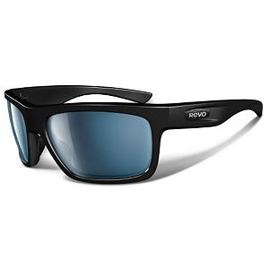 Snowboard Revo Stern Polarized Sunglasses - The Revo Stern sunglasses give you a modern look on a classic style and is designed for those fashion forward people who also want performance in their shades. The frame and lens of the Revo was designed to wrap around the face to block out all the light reflected off the water and provides maximum visibility. An Element Shed coating is on the lens to ensure that virtually anything will roll right off the surface of the lens and the Revo Polarcast blocks the glare from the water, snow and road. Best of all the Stern will block 100% of the sun's harmful UV rays which will keep your precious peepers safe while out during the day. . Best Use: Streetwear, Lens Material: Polycarbonate, Frame Material: Nylon, Polarized: Yes, Photochromatic: No, Interchangable Lens: No, Additional Lenses: No, Gender: Adult, Face Size: Medium, Nose Pads: Yes, Warranty: 2 Year, Lens Type: Polarized, Product ID: 232713, Frame Shape: Rectangle / Wrap, Model Number: RE4056-01, GTIN: 0745016236912 - $169.00