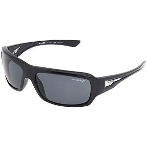 Snowboard Arnette Mover Sunglasses - The Arnette Mover sunglasses are more streamlined than the rest of Arnette's collection. However, they feature the same great features as all other Arnette shades. The Mover is made with the highly durable Grilamid frames and the polycarbonate lens offers great comfort and protection for your peepers and they feature the Arnette logo on the side temples of the shades. . Best Use: Streetwear, Lens Material: Polycarbonate, Frame Material: Grilamid, Polarized: No, Photochromatic: No, Interchangable Lens: No, Additional Lenses: No, Gender: Adult, Face Size: Medium, Nose Pads: No, Warranty: 1 Year, Product ID: 232723, Frame Shape: Rectangle / Wrap, Frame Material: Plastic, Polarized: No - $89.95