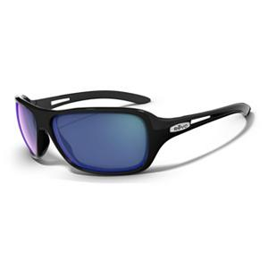 Snowboard Revo Highside Sunglasses - The Revo Highside Sunglasses have an understated appeal to them. With impact resistant polarized lenses, these are perfect for a joy ride out on your hog or in your convertible! Every frame is made from 100% recycled nylon material, leaving as little impact on the earth as possible. Revo Sunglasses, style Highside is an innovative and durable 100% recycled Nylon frame designed with patented technology. The patented Motion Fit design eliminates unwanted pressure points on your nose and ears and provides a comfortable fit. The Highside features the Revo Sunglasses logo on the temples. . Best Use: Multisport, Lens Material: Polycarbonate, Frame Material: Nylon, Polarized: Yes, Photochromatic: No, Interchangable Lens: No, Additional Lenses: No, Gender: Adult, Face Size: Medium, Nose Pads: Yes, Warranty: 2 Year, Lens Type: Polarized, Product ID: 250519, Frame Shape: Rectangle - $189.00