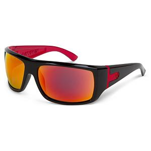 Snowboard Dragon Vantage Sunglasses - The Vantage sunglasses by Dragon are slick and sophisticated. You will be walking in confidence when you sport these suave shades. The Vantage sunglasses feature a streamlined design with detailed Dragon logos and metal plaques on the temples. They are made with Grilamid frame material and have a 5 barrel hinge. These sunglasses by Dragon also have an 8 base polycarbonate lens and are 100% UV protected. . Lens Type: Non-Mirrored, Product ID: 268402, Frame Shape: Rectangle / Wrap, Model Number: 720-2061, GTIN: 0634741713501 - $71.94