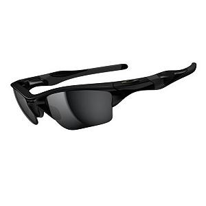 Snowboard Oakley Half Jacket 2.0 XL Sunglasses - When you wear the Oakley Half Jacket 2.0 XL Sunglasses you'll not only look sharp but you'll be able to tackle anything in the outdoors with a clear line-of-sight. The Half Jackets are all performance and designed to protect with comfort. Created with lightweight O Matter frame, the Half Jacket is stress-resistant, durable and comfortable. Adding to the comfort is a Three-Point-Fit which holds the lens in precise optical alignment so you don't have lose your focus or concentration. Even when you're performing at your max and sweating it out, Unobtanium components ensure a solid grip so the sunglasses don't slip off. The lenses offer an 8.75 base lens curvature which improves side protection for overall sun, wind and impact protection. Coated with Plutonite materials, this will filter out 100% of harmful UV rays and blue light to keep your eyes protected from the harmful rays of the sun. Show your style and stay protected with the high-performance Oakley Half Jacket 2.0 XL Sunglasses. Features: Three Point Fit, Unobtanium Components, Metal Icon Accents, Plutonite Lens Material. Best Use: Multisport, Lens Material: Plutonite, Frame Material: O Matter, Polarized: No, Photochromatic: No, Interchangable Lens: No, Additional Lenses: No, Gender: Adult, Face Size: Medium, Nose Pads: Yes, Warranty: 1 Year, Lens Type: Non-Mirrored, Model Year: 2014, Product ID: 270409, Frame Shape: Rectangle / Wrap, Model Number: OO9154-01, GTIN: 0700285494180 - $120.00
