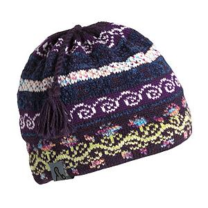 Snowboard Turtle Fur Lady Fairisle Tassel Ski Womens Hat - The Turtle Fur Lady Fairisle Tassel hat is made with handcrafted wool and chenille material that is the essential hat for cold weather. Lined with soft and warm Turtle Fur fabric the Lady Fairisle is extra warm and will keep you warm and looking good while outside in the bone chilling cold weather. . Warranty: One Year, Battery Heated: No, Material: Wool/Synthetic Blend, Lined: Yes, Type: Beanie, Model Year: 2014, Product ID: 247361 - $42.00