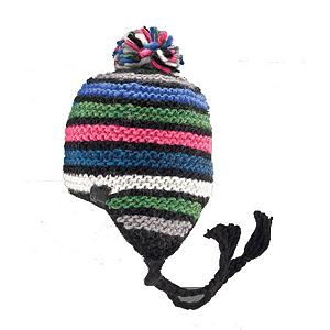 Snowboard Bula Fiasco Peruvian Ski Hat - The Fiasco Peruvian Ski Hat by Bula is a colorful way to hit the slopes this season. You'll stay warm and cozy even when the temperatures dip well below freezing. It's lined with soft High Loft Fleece and made of a wool/synthetic fabric. This fun and stylish hat is more than just a piece of headwear, it's a statement of fun. . Warranty: Other, Battery Heated: No, Material: Wool/Synthetic Blend, Lined: Yes, Type: Earflap, Model Year: 2012, Product ID: 249496 - $23.99
