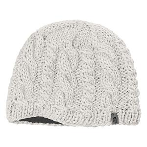 Snowboard The North Face Cable Fish Hat - Keep your head protected from the elements with The North Face Cable Fish Beanie. This wool and acrylic beanie features a micro-fleece ear band that will give you additional warmth for your ears which is highly important. The North Face Cable Fish Beanie is perfect for those chilly days whether you are on or off the mountain. . Warranty: Lifetime, Battery Heated: No, Material: Wool/Synthetic Blend, Lined: Yes, Type: Beanie, Model Year: 2013, Product ID: 270074, Shipping Restriction: This item is not available for shipment outside of the United States. - $38.00
