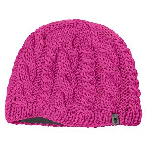 Snowboard The North Face Cable Fish Beanie Womens Hat - Keep your head protected from the elements with The North Face Cable Fish Beanie. This wool and acrylic beanie features a micro-fleece ear band that will give you additional warmth for your ears which is highly important. The North Face Cable Fish Beanie is perfect for those chilly days whether you are on or off the mountain. . Warranty: Lifetime, Battery Heated: No, Material: Wool/Synthetic Blend, Lined: Yes, Type: Beanie, Model Year: 2013, Product ID: 270075, Shipping Restriction: This item is not available for shipment outside of the United States. - $38.00